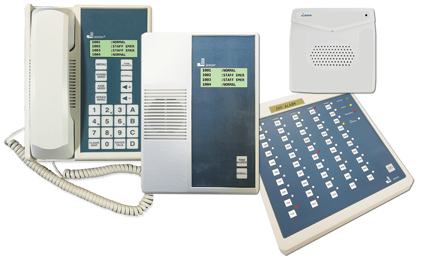 Pro Alert 570 Nurse Call Jeron Electronic Systems
